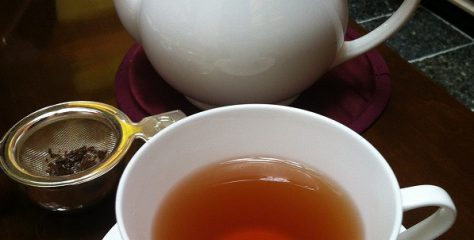 ティーサロンでの紅茶の選び方
