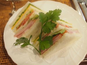 下段 サンドウィッチ