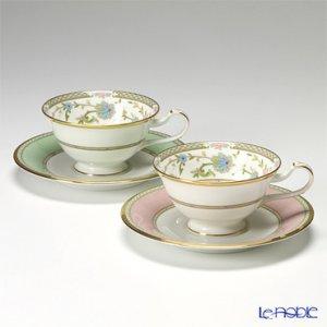ノリタケ ヨシノ カップ&ソーサー(紅茶&コーヒー兼用)