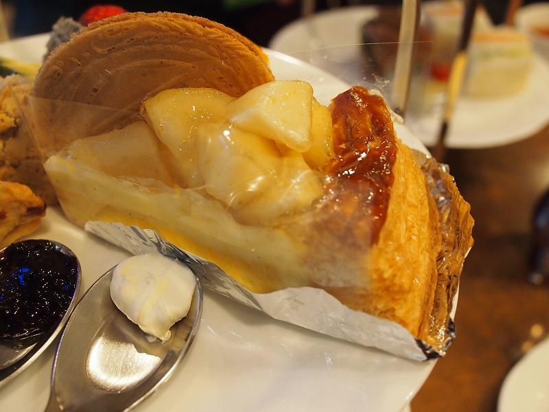 洋ナシのパイ