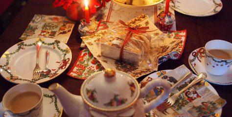 2014クリスマスティーパーティー