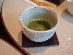 コチラは柚子抹茶