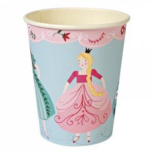 プリンセスペーパーカップ紙コップ 12カップセット 520円