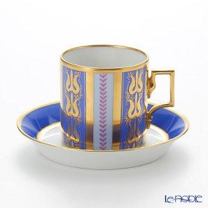 こちらはコーヒーカップ&ソーサー