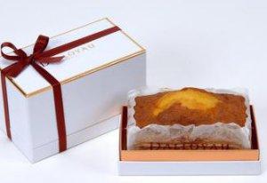 ダロワイヨ オレンジ味 パウンドケーキ