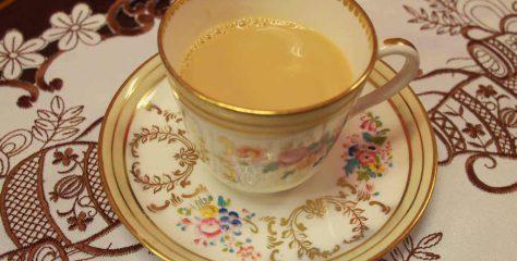 <紅茶レシピ>手鍋で作る基本のロイヤルミルクティーの作り方