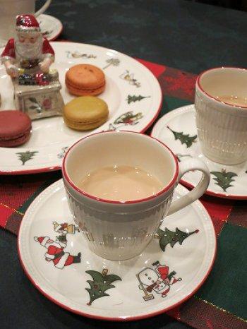 ウェッジウッド 「ウィンザーのクリスマス」