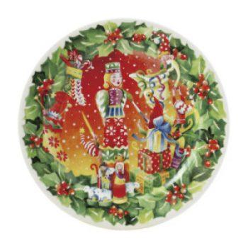 ジアン クリスマスミニプレート