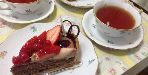 <紅茶とお菓子のマリアージュ>キルフェボンのフルーツタルトに合う紅茶は?