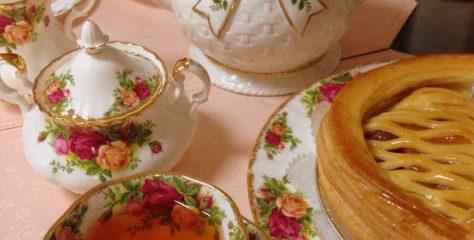 <紅茶とお菓子のマリアージュ>アップルパイに合う紅茶は?