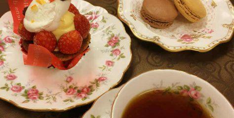 <紅茶とお菓子のマリアージュ>いちごのタルトに合う紅茶は?
