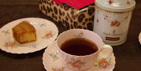 <紅茶とお菓子のマリアージュ>マダムブリュレに合う紅茶は?