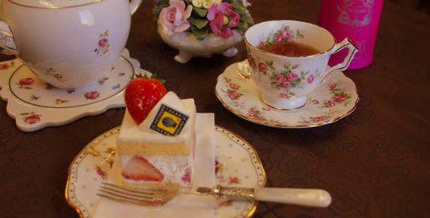 <紅茶とお菓子のマリアージュ>ル・パティシエ・タカギのショートケーキとモンブランに合う紅茶は?