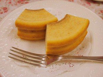 <紅茶とお菓子のマリアージュ>バームクーヘンに合う紅茶は?