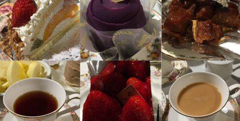 <紅茶とお菓子のマリアージュ>ケーキショップFさんのケーキたちに合わせた紅茶は?