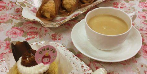 <お菓子と紅茶のマリアージュ>モンブランとカスタードコロネに合う紅茶は?