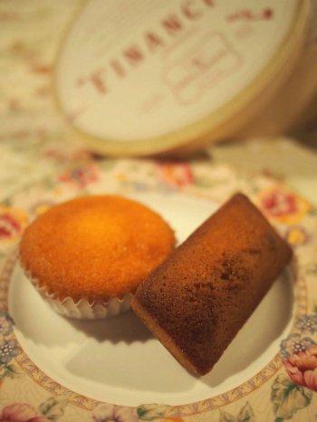 フィナンシェが有名なノワ・ドゥ・ブールですが、マドレーヌもとっても美味しかったです。