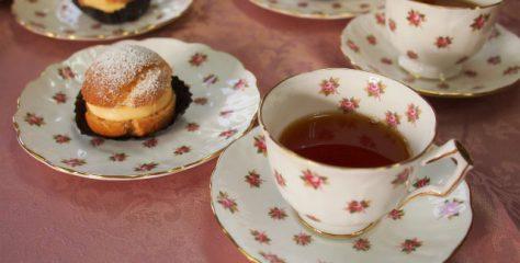 <紅茶とお菓子のマリアージュ>ルスルスのシュークリームに合う紅茶は?