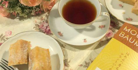 <紅茶とお菓子のマリアージュ>はちみつ香るマウントバームに合う紅茶は?