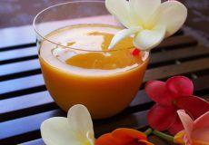 <紅茶レシピ>真夏にぴったり!簡単に作れるマンゴーティースムージー