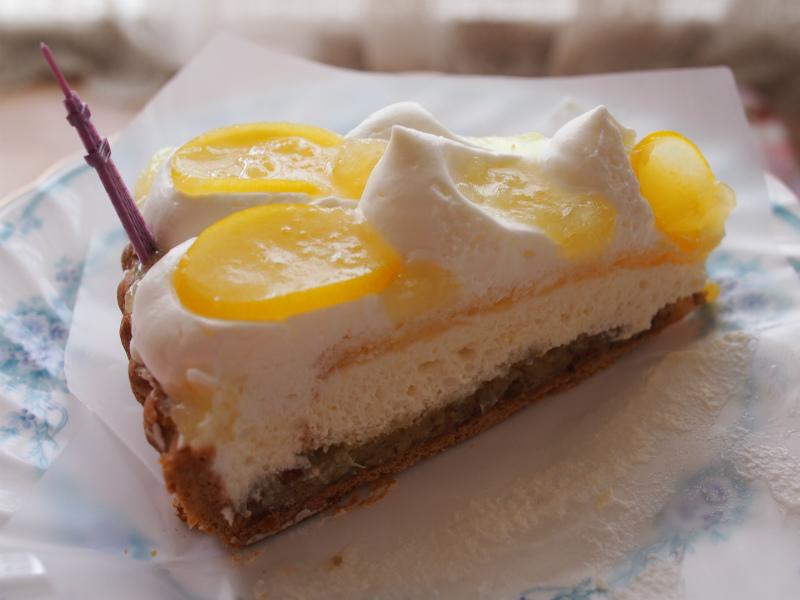 キルフェボンのレモンのティラミス