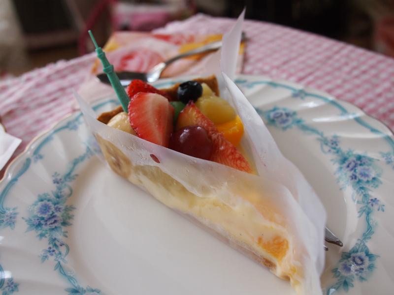 キルフェボンの季節のフルーツタルト