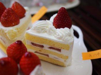 キハチのショートケーキ