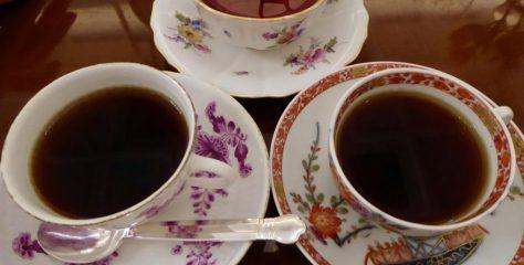 アンティークのカップで紅茶が飲める!ロイヤルクリスタルカフェのアフタヌーンティーレポートvol.6