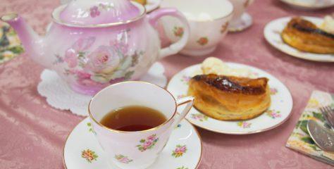 RINGOの「焼きたてカスタードアップルパイ」に合う紅茶は?