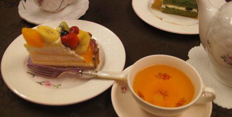 <紅茶とお菓子のマリアージュ>GIOTTO(ジョトォ)の「タルトオフリュイ」に合う紅茶は?