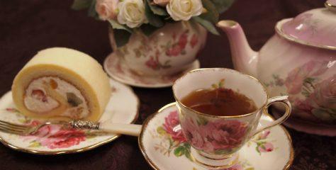 <紅茶とお菓子のマリアージュ>FLOのフルーツロールケーキに合う紅茶は?