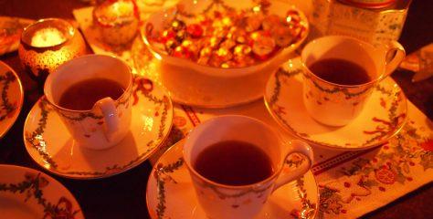 クリスマスの時期に楽しみたい紅茶!クリスマスティーとは?