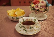 <紅茶とお菓子のマリアージュ>意外にも、相性バッチリ!菊水堂のポテトチップスと紅茶