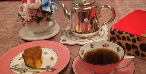 <お菓子と紅茶のマリアージュ>マダムブリュレに合う紅茶はVOL.3