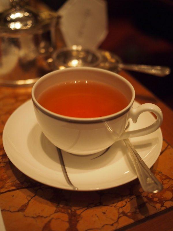 ペニンシュラ アフタヌーンティーの紅茶ザ・ペニンシュラブレンド