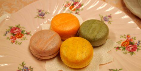 <紅茶とお菓子のマリアージュ>マカロンみたいな可愛い最中熱海 常盤羊羹店の「MACARON MONAKA(マカロンモナカ)」に合わせた紅茶は?