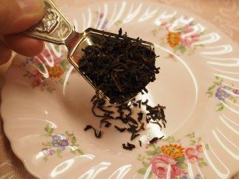 こちらはニルギリの茶葉
