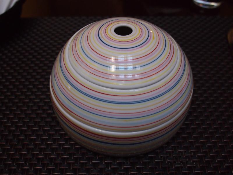 こちらはカラフルなほうの球型三段重です。