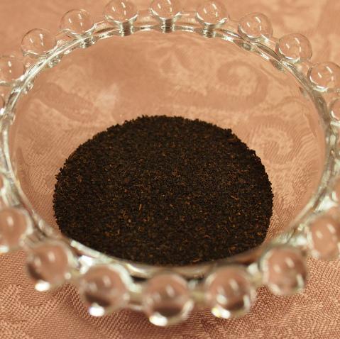 Dの茶葉の画像