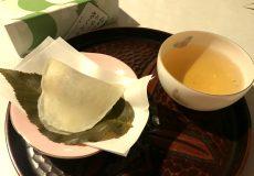 <お菓子と紅茶のマリアージュ>長命寺桜もちに合う紅茶は?