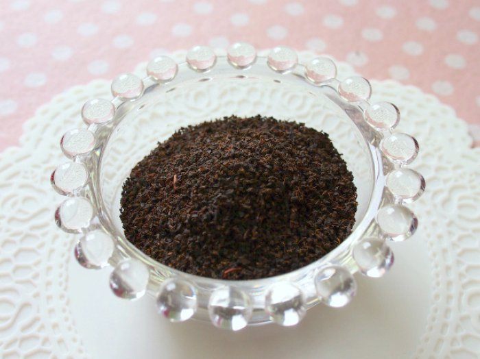 ディンブラの茶葉