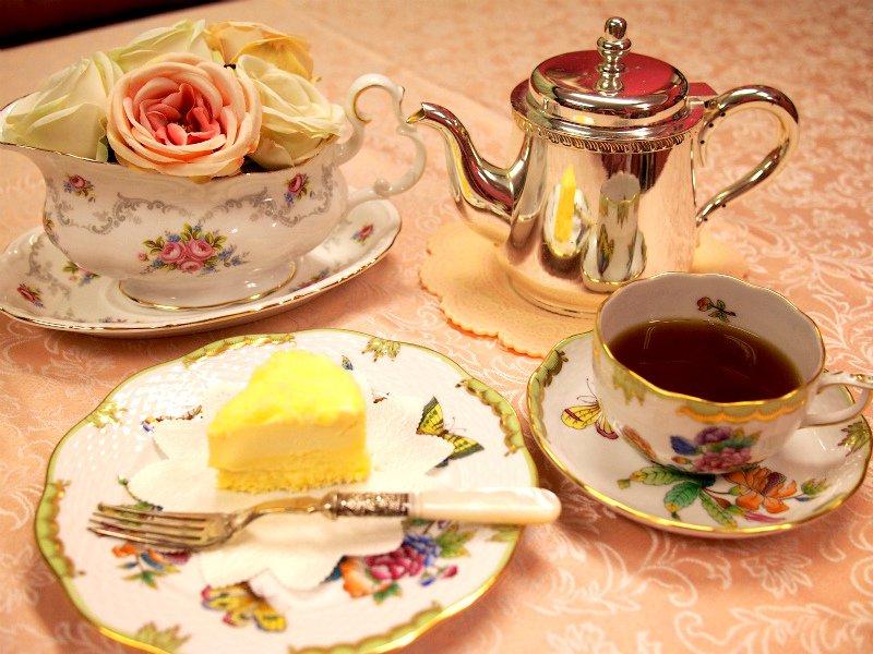 ドゥーブルフロマージュに合う紅茶は?