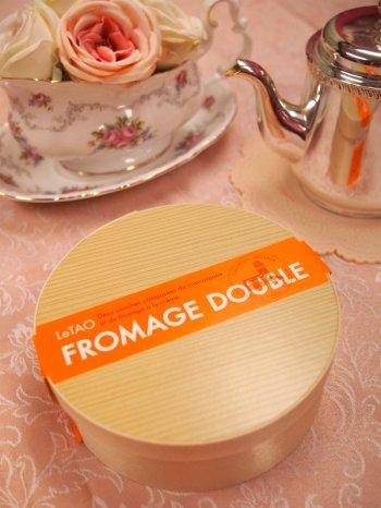 LeTAOを代表するお菓子「ドゥーブルフロマージュ」