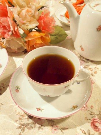 合わせた紅茶はルフナ