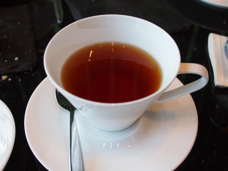ザ・プリンスギャラリー紀尾井町の紅茶イングリッシュブレックファスト