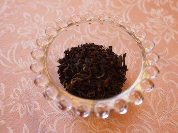 ダージリンオータムナルの茶葉の画像