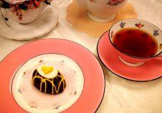 <お菓子と紅茶のマリアージュ>ショコラ ベル アメールのイースター限定ショコラオランジェに合う紅茶は?