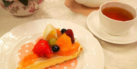 <お菓子と紅茶のマリアージュ>ア・ラ・カンパーニュの「タルト・メリメロ・プランタニエ」に合う紅茶は?