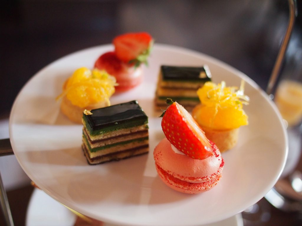 cafe1824 afternoontea sweets
