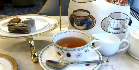 cr hotel afternoonteaset